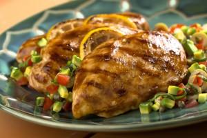 Recetas de pollo para el verano