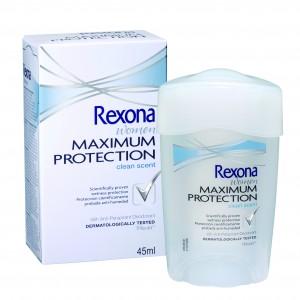 Adiós al exceso de sudoración con Rexona Maximum Protection