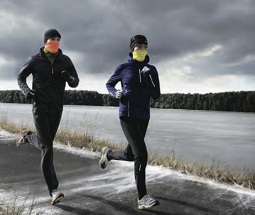 Cómo salir a correr con frío