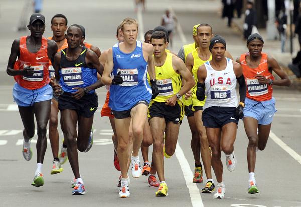Los peligros de correr maratones sin prepararse antes