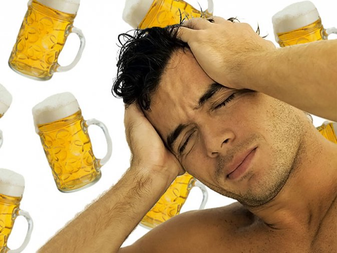Cómo evitar la resaca después de las fiestas