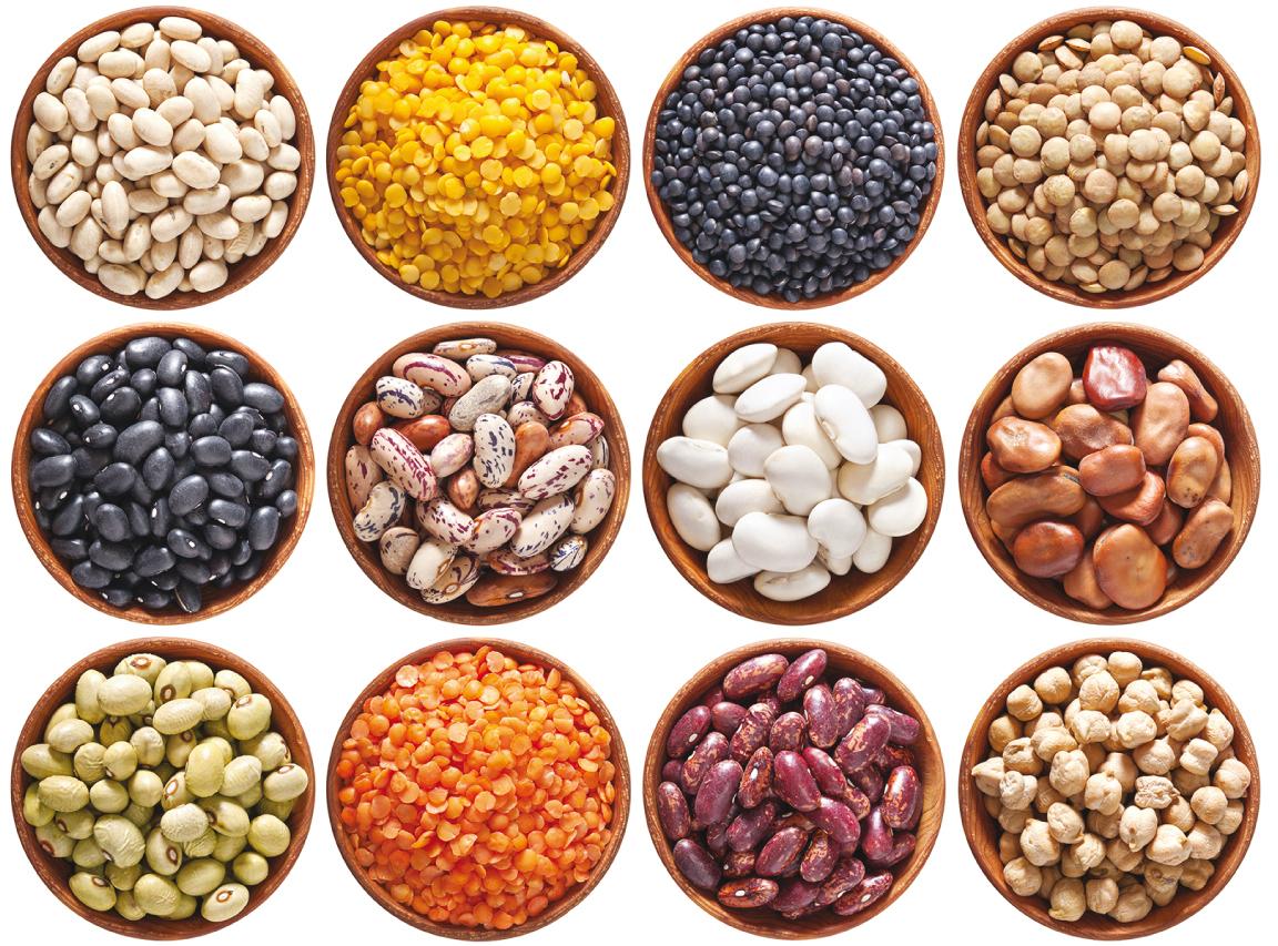 Tres beneficios de incluir las legumbres en nuestra dieta