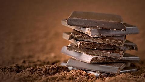 El chocolate negro, una delicia muy saludable