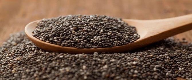 Semillas de chía, el alimento perfecto para adelgazar