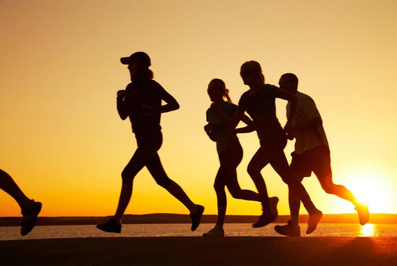 Hacer ejercicio a primera hora de la mañana, la mejor opción en verano