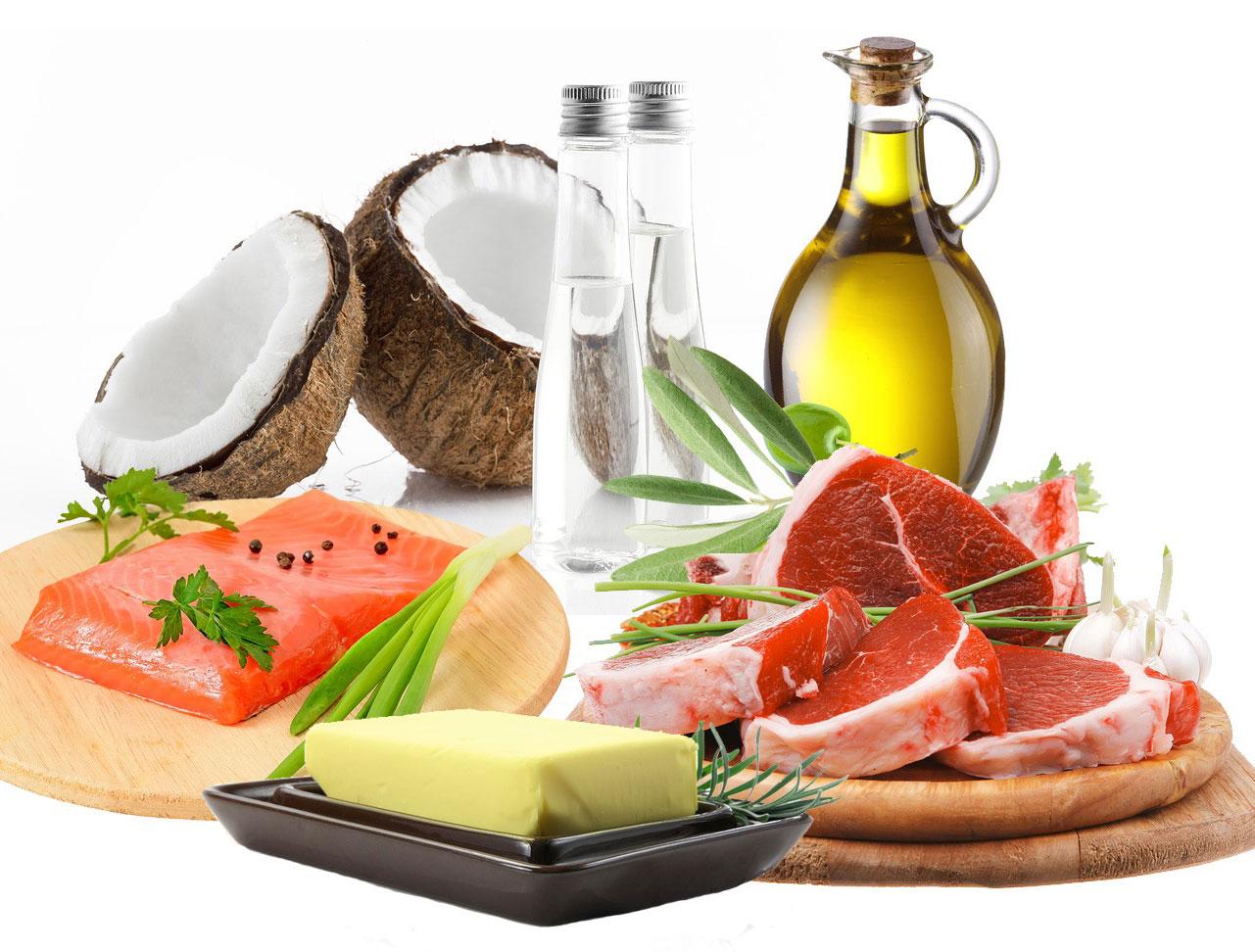 Las dietas altas en grasas podrían ayudarnos a vivir más y mejor