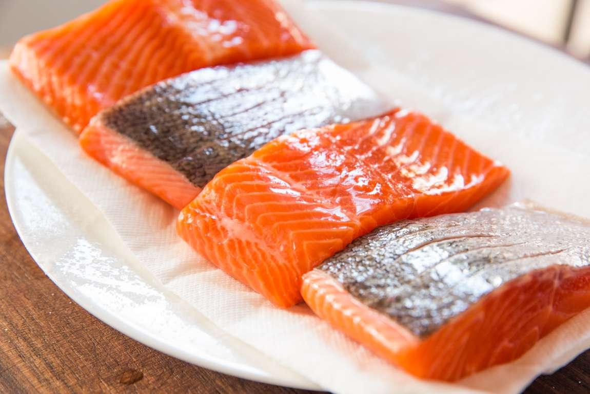 Propiedades y beneficios del salmón