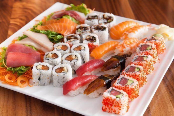 ¿Es el sushi saludable o tiene demasiadas calorías?