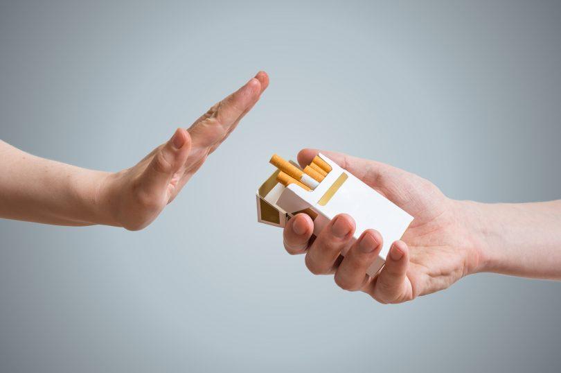 Una dieta verdaderamente eficaz para ayudarte a dejar de fumar