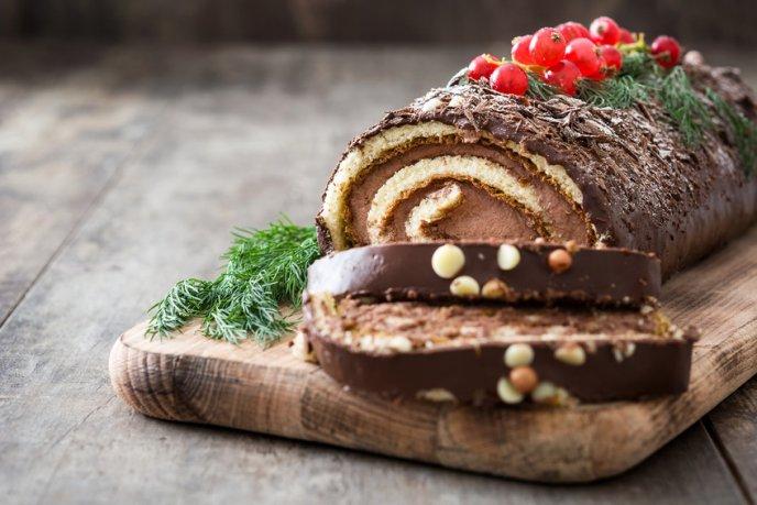Tres postres navideños saludables para disfrutar