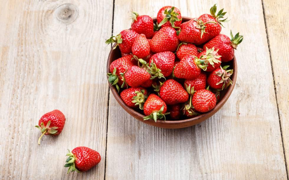 Los beneficios de comer fresas en nuestra dieta habitual