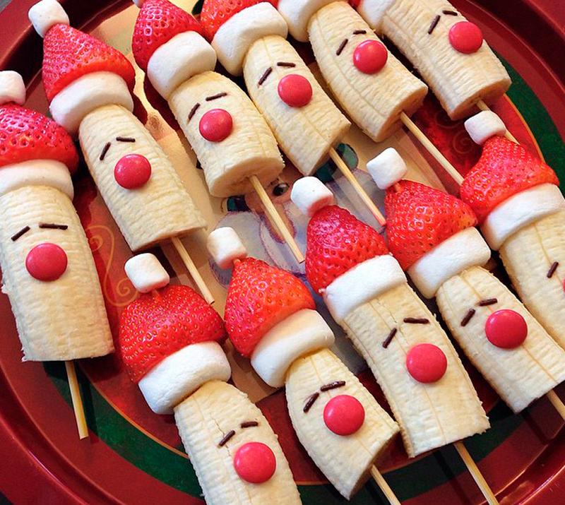 Postres caseros navideños para unas fiestas deliciosas y saludables