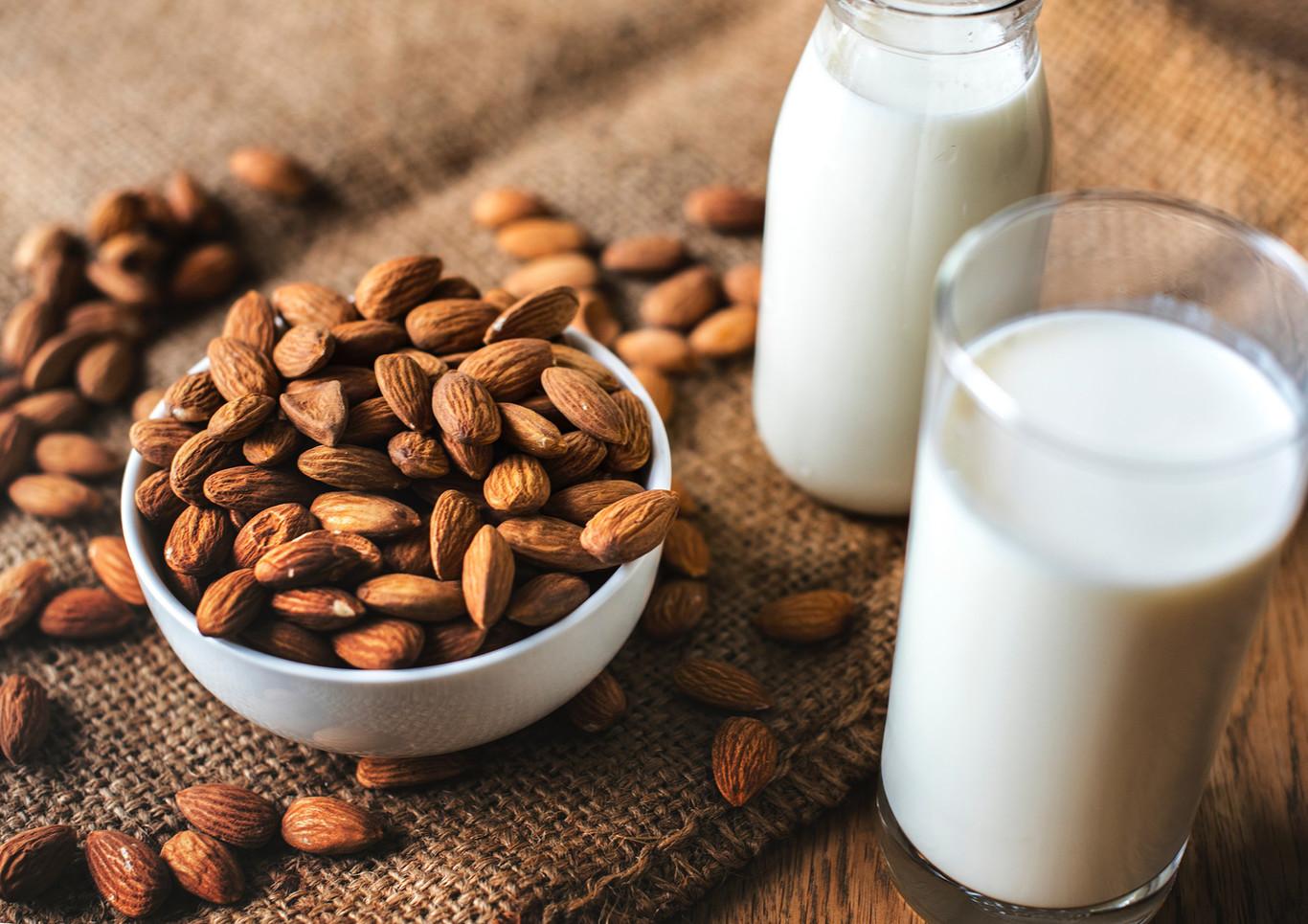 Las leches vegetales, alternativas para los intolerantes a la lactosa